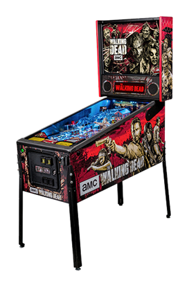 Picture of Stern The Walking Dead Pro Pinball