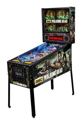 Picture of Stern The Walking Dead Premium Pinball