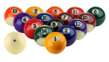 Picture for category Billiard Balls