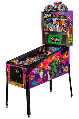 Picture for category Pinball Machines