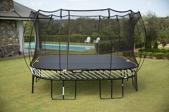 Picture of Springfree S115 13' Jumbo Square Trampoline