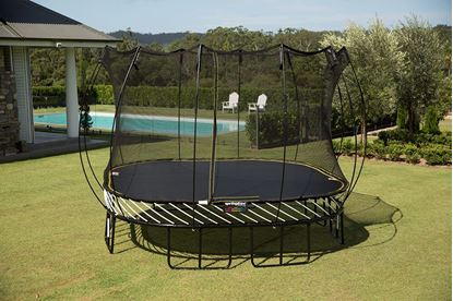Picture of Springfree S113 11' Large Square Trampoline