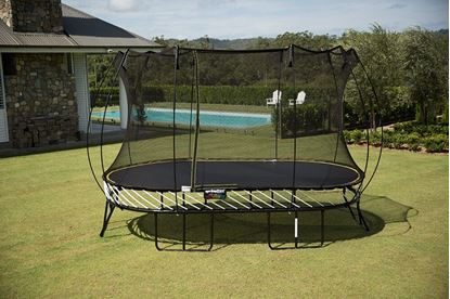 Picture of Springfree O92 8 x 13 Large Oval Trampoline