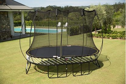 Picture of Springfree O77 8 x 11 Medium Oval Trampoline