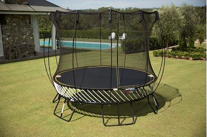 Picture of Springfree R79 10ft Medium Round Trampoline