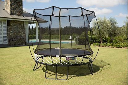Picture of Springfree R54 8ft Compact Round Trampoline