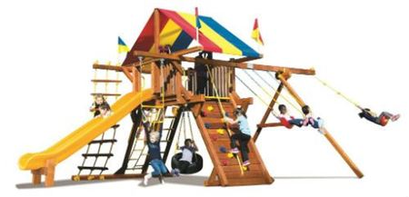 Picture for category Residential Playsets