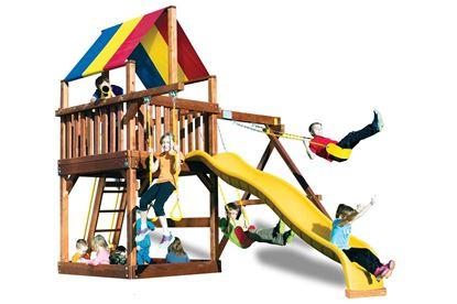 Picture of Carnival Base Clubhouse Pkg II Basic 37A