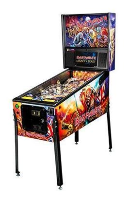 Picture of Stern Iron Maiden Pro Pinball