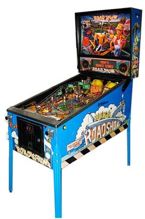 Picture for category Pre-owned Pinball Machines