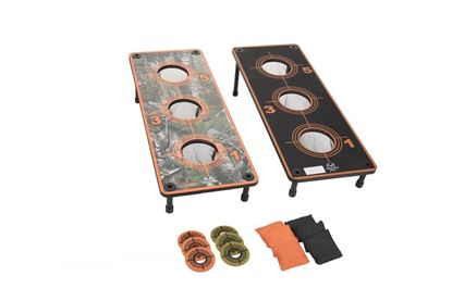 Picture of Realtree 3-Hole Washer Toss and Bag Toss