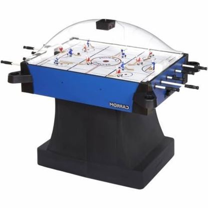 Picture of Signature Stick Hockey W/ Pedestal Blue