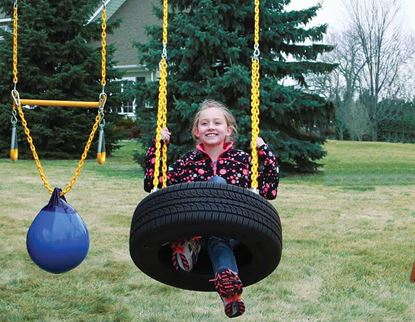 Picture of 4 Chain Tire Swing