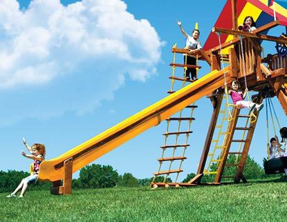 Picture of 15' Super Scoop Slide