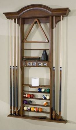 Picture for category Cue Racks