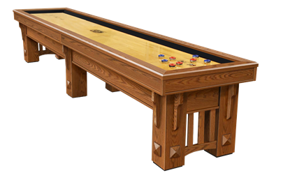 Picture of OLHAUSEN CORONADO SHUFFLEBOARD TABLE