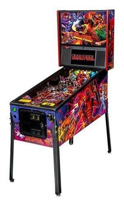 Picture of Stern Deadpool Pro Pinball
