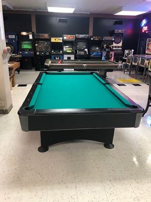 Picture of 8' Pre-owned Pool Table