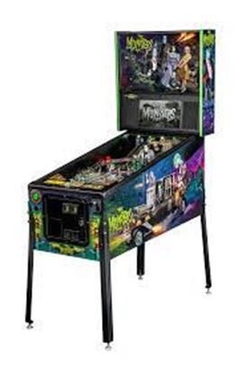 Picture of Stern Munsters Pro Pinball Machine
