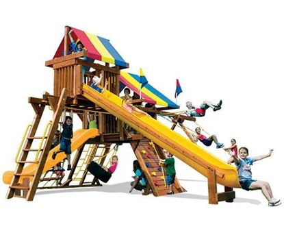 Picture of Rainbow Castle Pkg V with 15' Scoop 55L