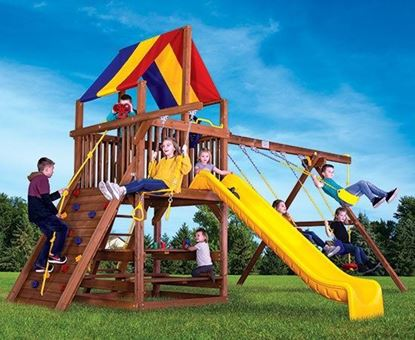Picture of Sunshine Clubhouse Pkg II Feature Model 40A