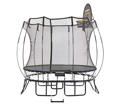 Picture of Springfree Compact Oval Trampoline