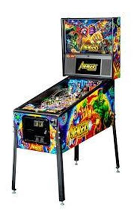 Picture of Avengers Infinity Quest Pro Pinball
