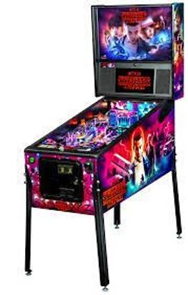 Picture of Stranger Things Pro Pinball