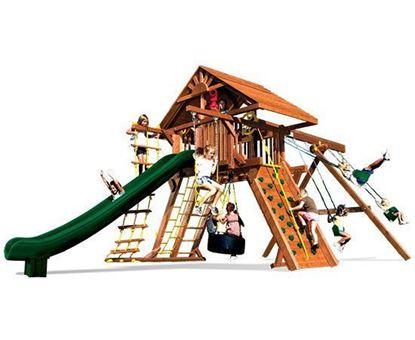 Picture of 21D Monster Castle Pkg II w/ Wooden Roof