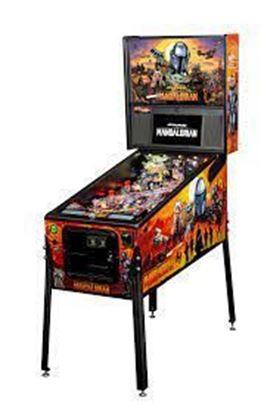 Picture of The Mandalorian Pro Pinball