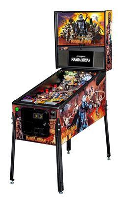 Picture of The Mandalorian Premium Pinball