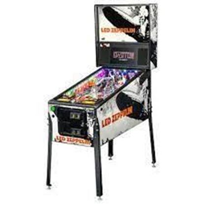 Picture of Led Zeppelin Premium Pinball