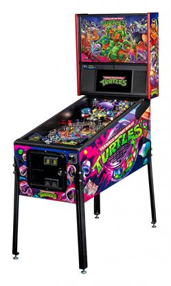 Picture of Teenage Mutant Ninja Turtles Premium Pinball
