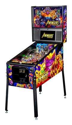 Picture of Avengers Infinity Quest Premium Pinball