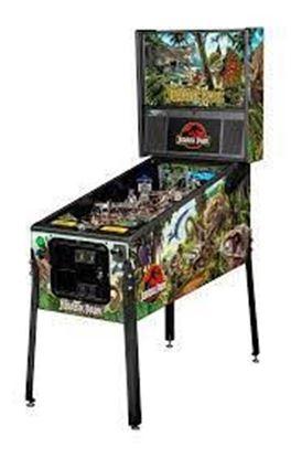 Picture of Jurassic Park Pro Pinball Machine